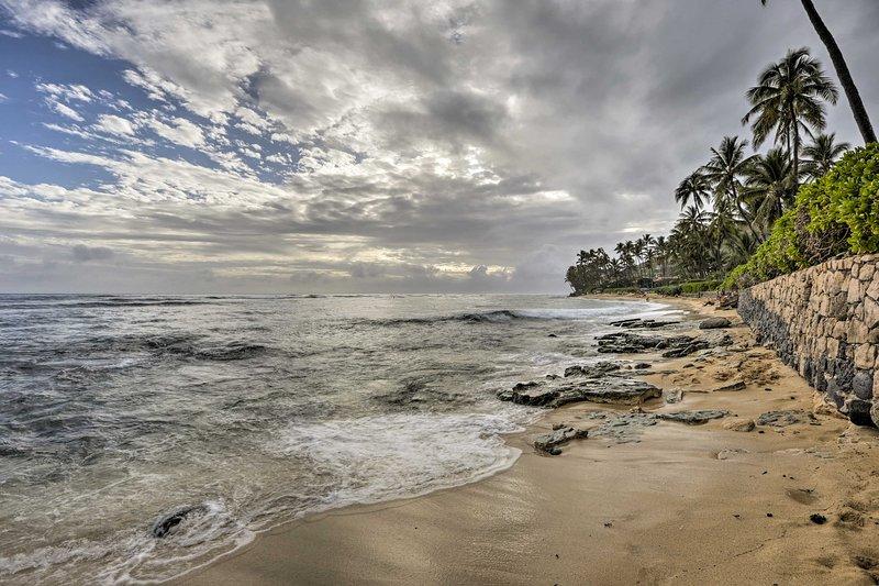 Cette escapade de l'île est l'endroit idéal pour vos prochaines vacances.