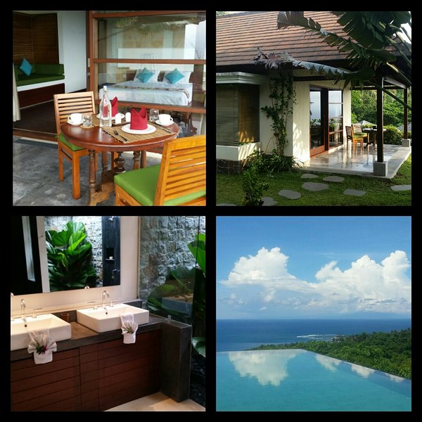 Seaview Cottage - A perfect couple's getaway., aluguéis de temporada em Meninting