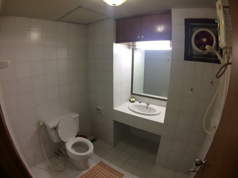 Suite room for  a month stay (Hillside 4, condo), holiday rental in Chang Phueak