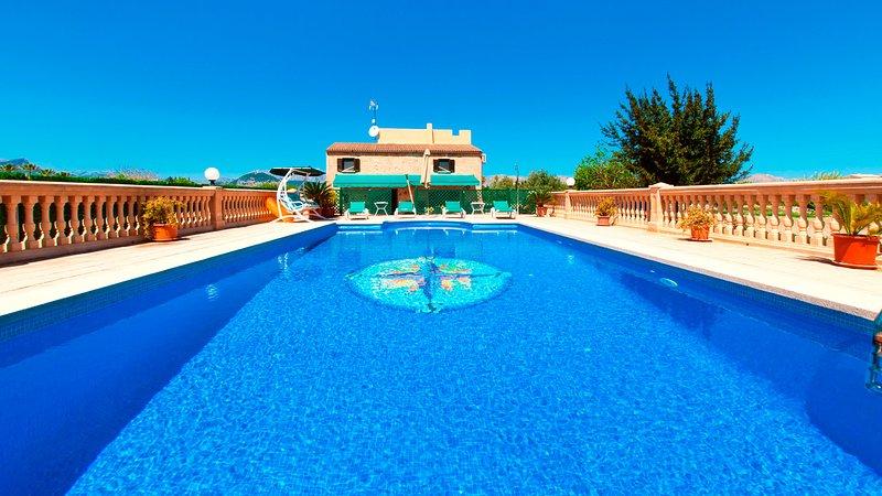 Villa Can Gosp / Sa Caseta d'en Mateu, location de vacances à Alcudia