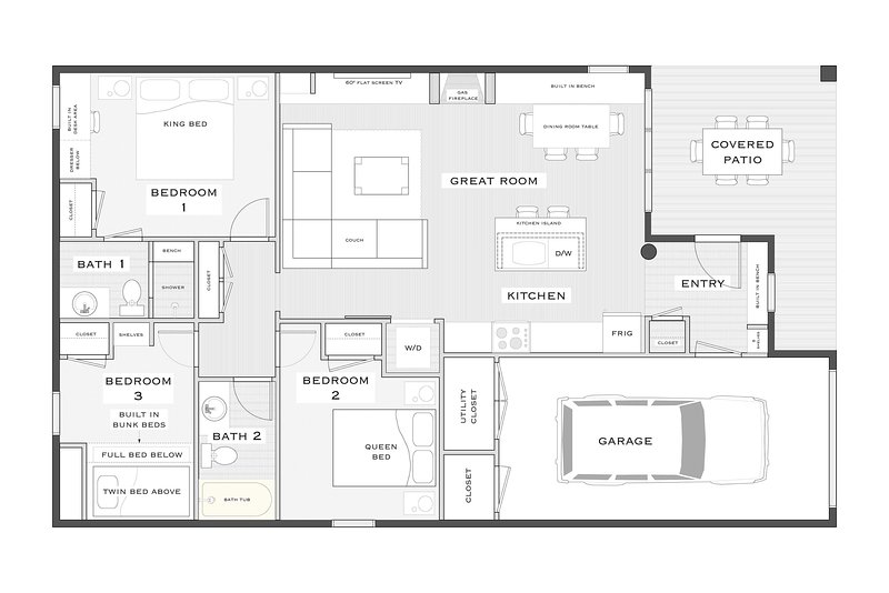 Take a look at the wonderful floor plan.