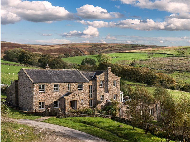 High Fellside Hall, Sedbergh – semesterbostad i Kendal
