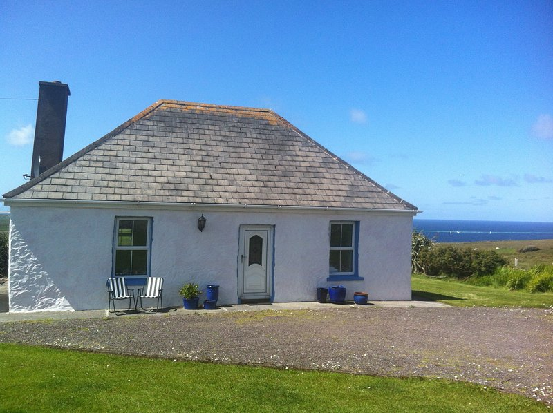 Cottage with views of Wild Atlantic