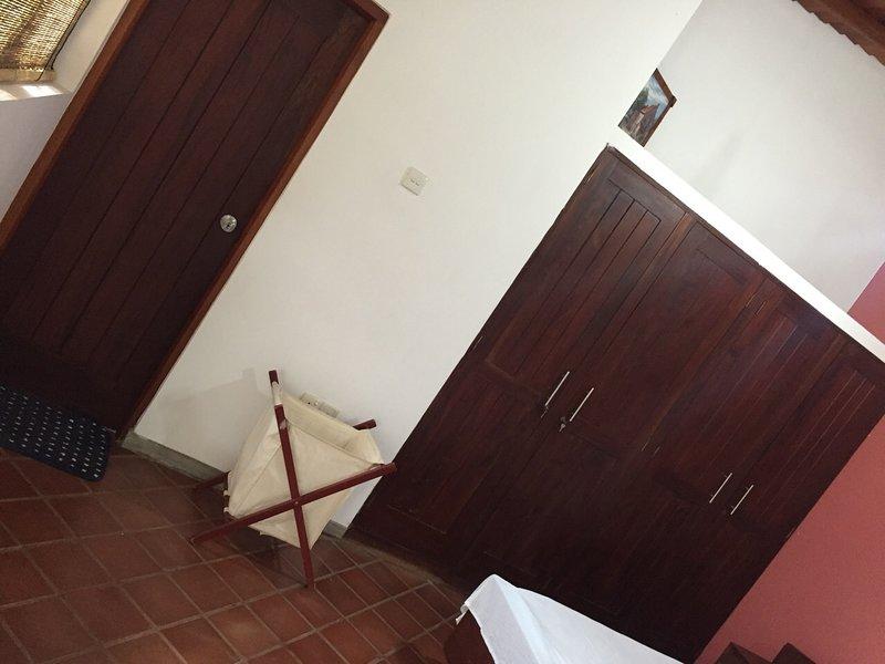 closet våningen sovrum