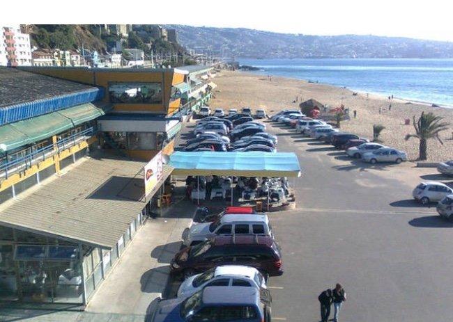 plage Portales près de l'emplacement, restaurants et promenade touristique
