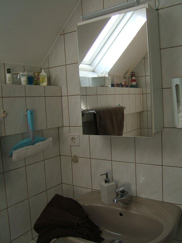 Cuarto de baño con WC