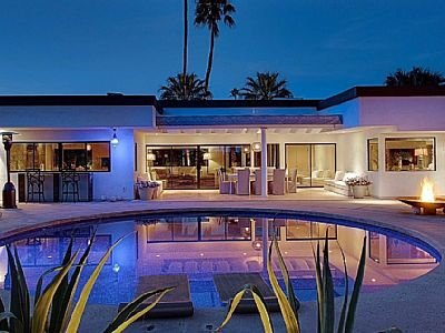 Dreamy Comfort With A Touch Of Zen Glam, Gated Estate In Little Tuscany, holiday rental in Palm Springs
