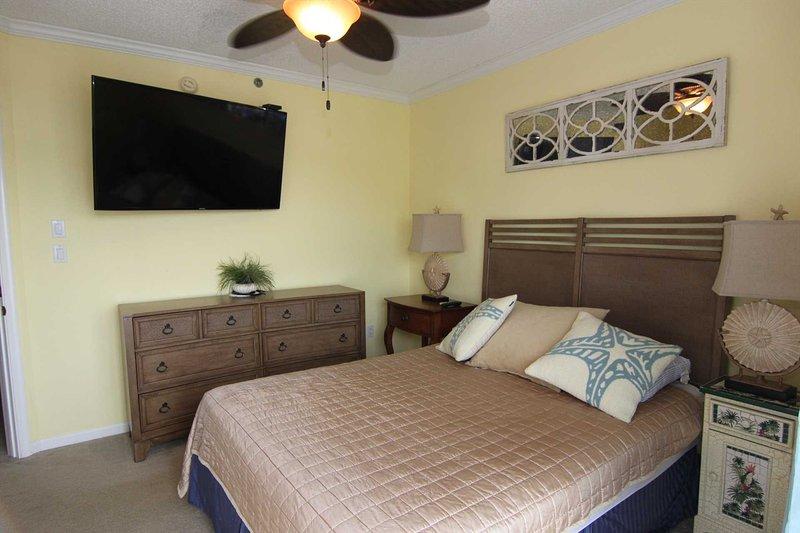 Bedroom 3 exibição cômoda e tv