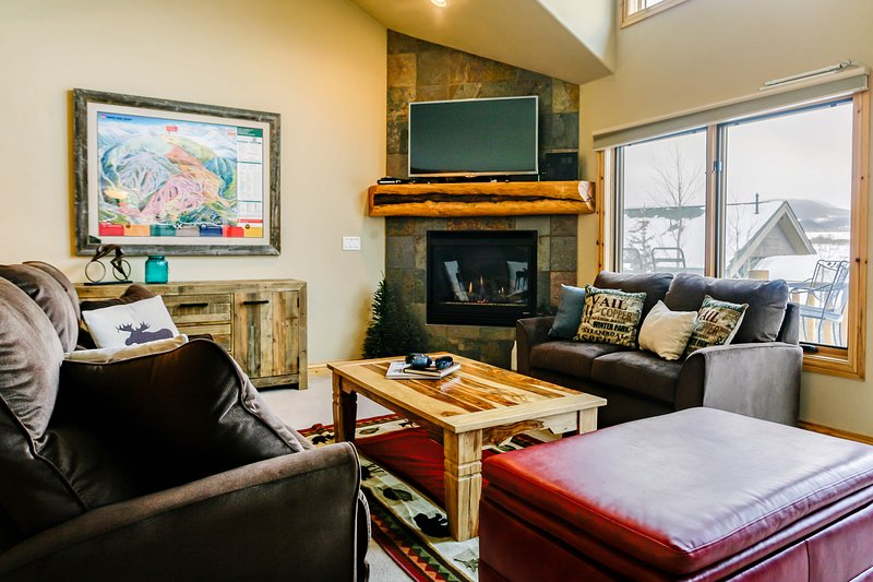 Warm up in style at Spruce Ridge 708C