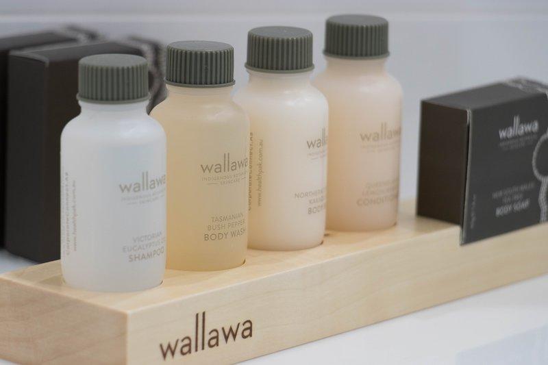 Wallawa ethically sourced bathroom products