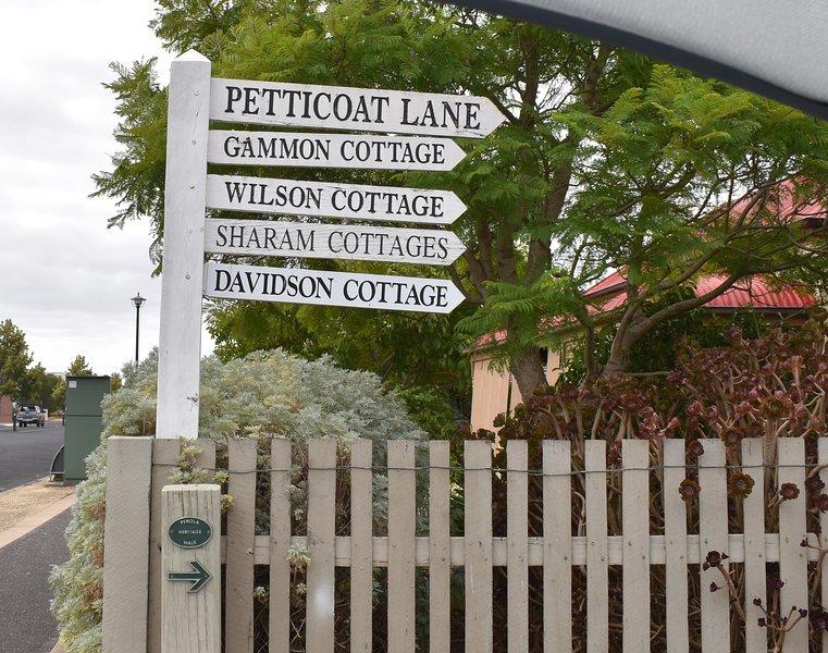 Take a wander down the historic Petticoat Lane