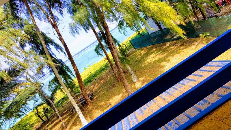 Een geweldige Ocean View from the bungalow