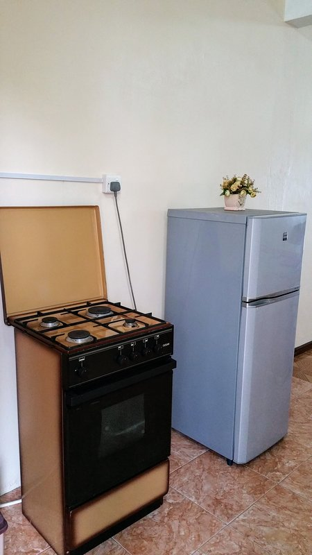 Koelkast / kookplaat oven