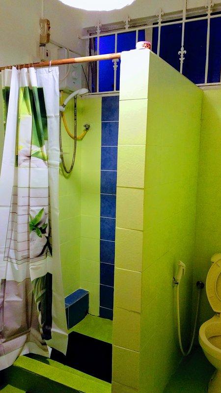 Toilet / douche / toilet