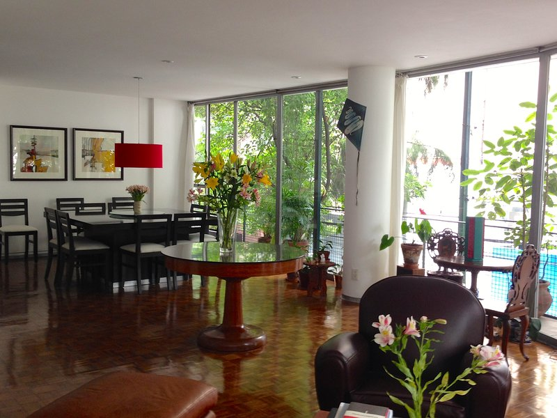 Gorgeous apartment in Polanco, vacation rental in Mexico City