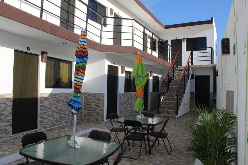 Hotel La Casa del Capi, holiday rental in Chiquila