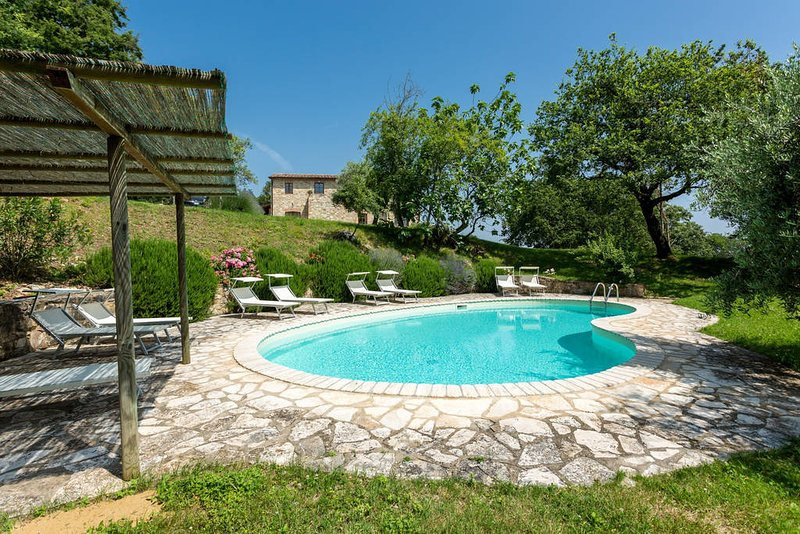 The Ancient Olive (V099), vacation rental in Trevinano