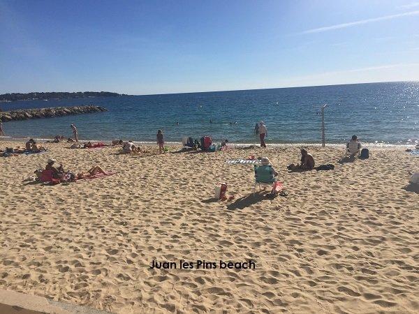 playa de Juan-les-Pins