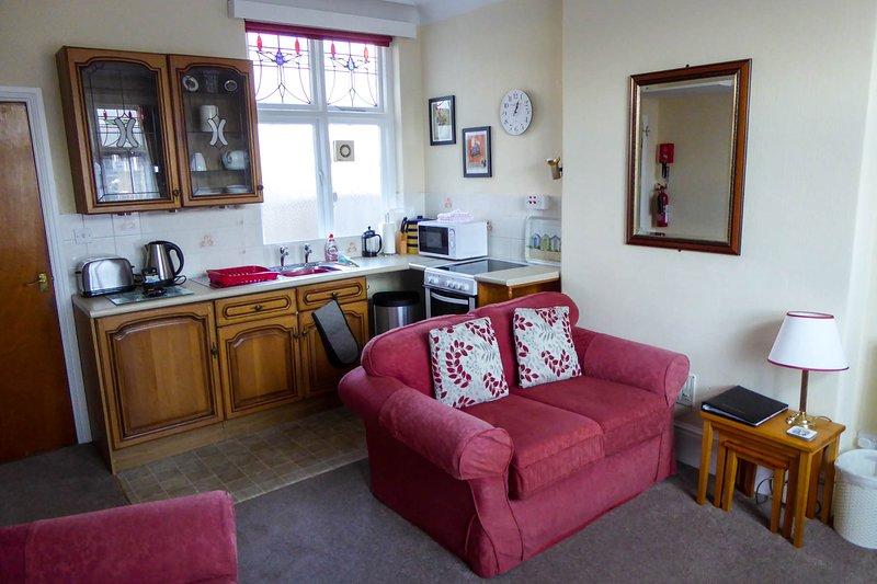 Un'altra vista del Living Room