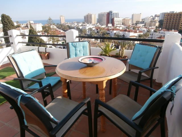 Cerca del mar en Benalmadena con vistas frontales., vacation rental in Arroyo de la Miel