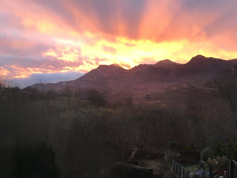 Bron View is perfectly situated to enjoy the stunning scenery of the Snowdonia N.P.