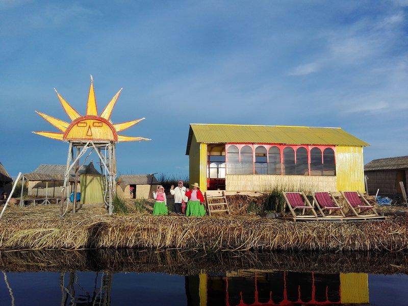 Uros Aruntawi Lodge, vakantiewoning in Puno Region