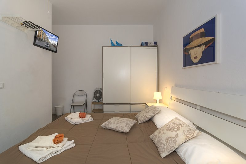 Apartment in B&B, holiday rental in Madonna Dell'Acqua