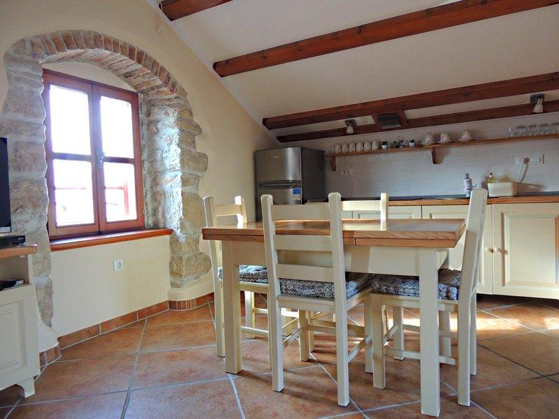 Captains's apartment Unije no.49, casa vacanza a Unije