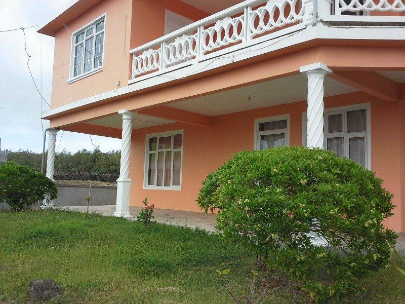 Kot Filo Maison à louer Pointe Cotton Rodrigues 5 min des plages, location de vacances à Coromandel