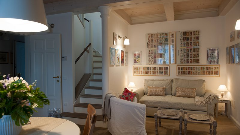 Barone Rosso Suite, vacation rental in Gambellara