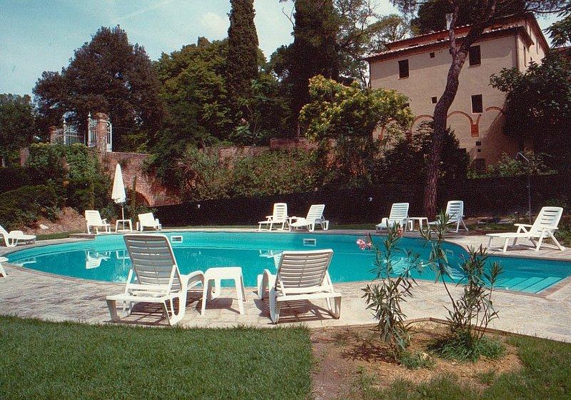 Villa Davide G, holiday rental in Chiusi