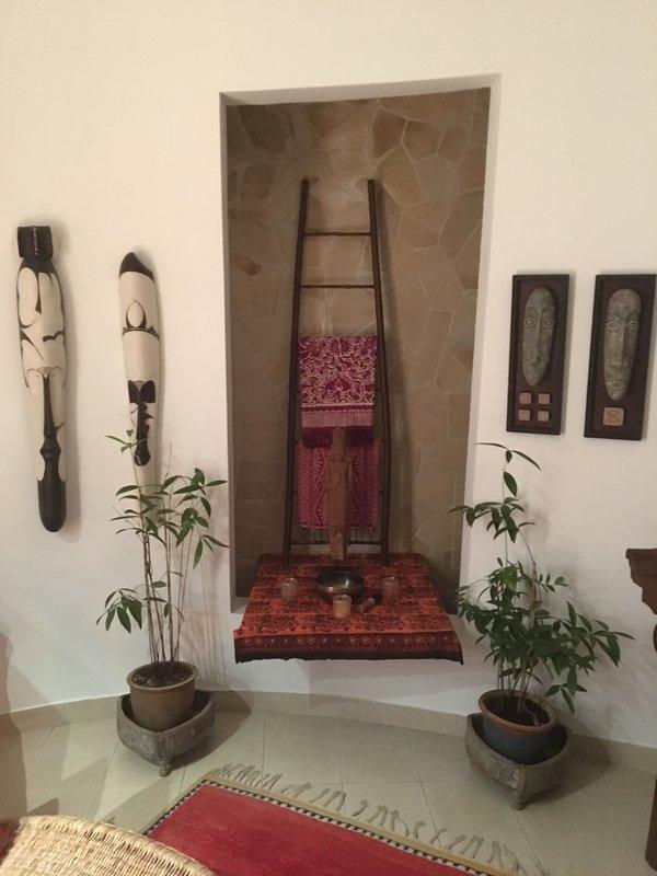 Batik stoffen en Afrikaanse kunst