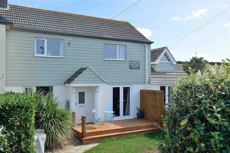 2 Fernleigh Villas, holiday rental in Perranporth
