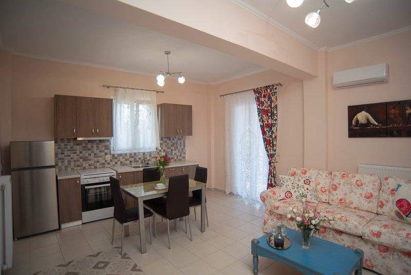J&V Apartments I, aluguéis de temporada em Lefkada Town