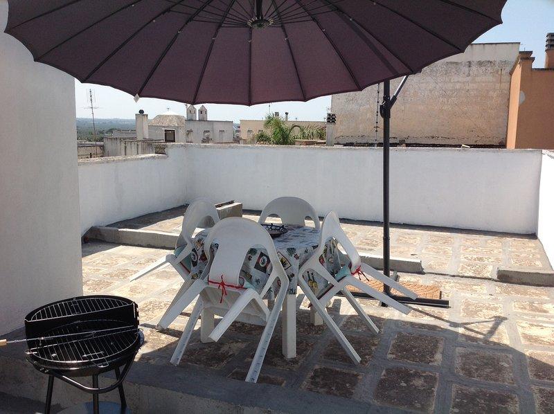 Il loft del corso, holiday rental in Casarano