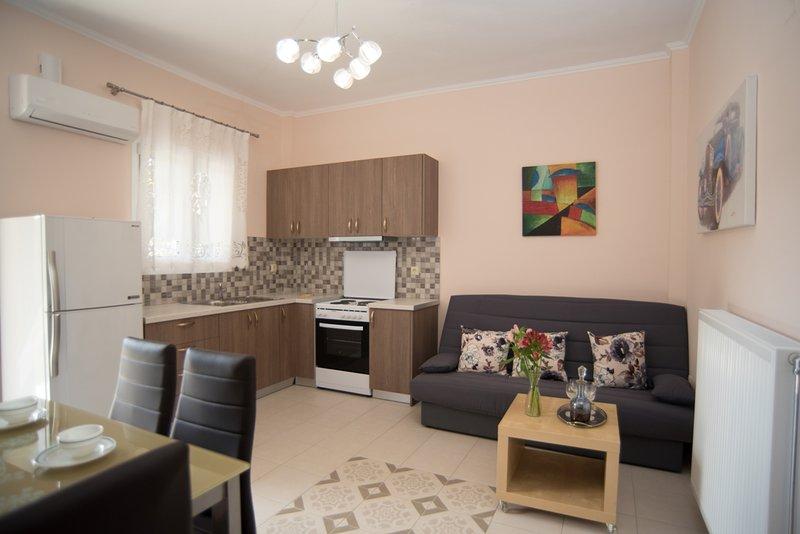 J&V Apartments II, aluguéis de temporada em Lefkada Town