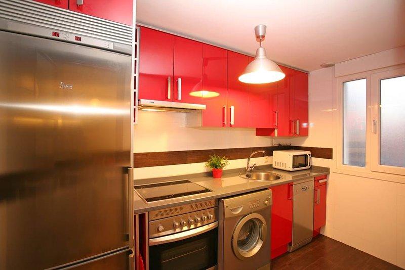Para 4 personas- 2 habitaciones 1A, holiday rental in Vega de Santa Maria