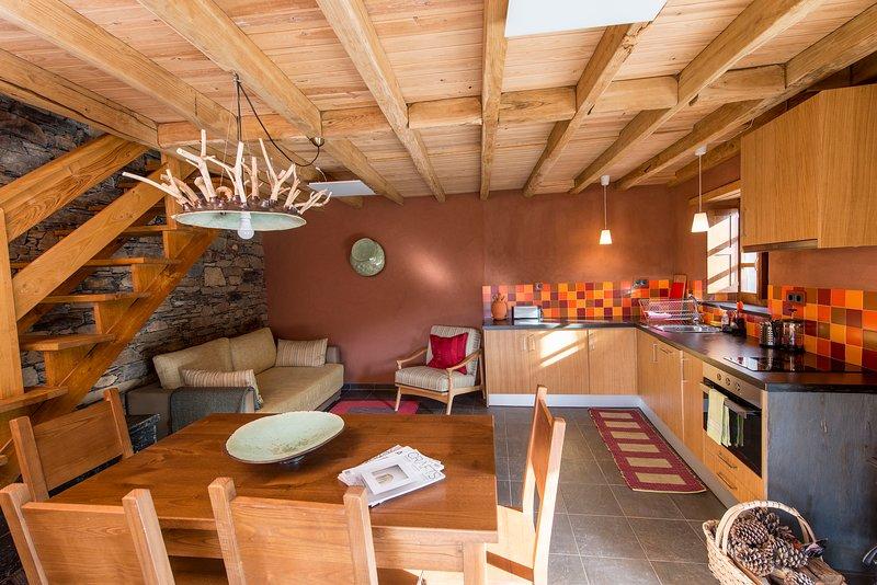 Casa do Vale - Cerdeira Village, location de vacances à Gondramaz