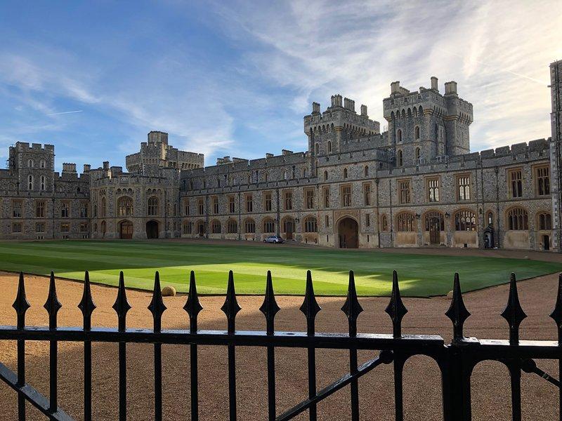Stare a pochi passi dal Castello di Windsor, residenza preferita della regina!