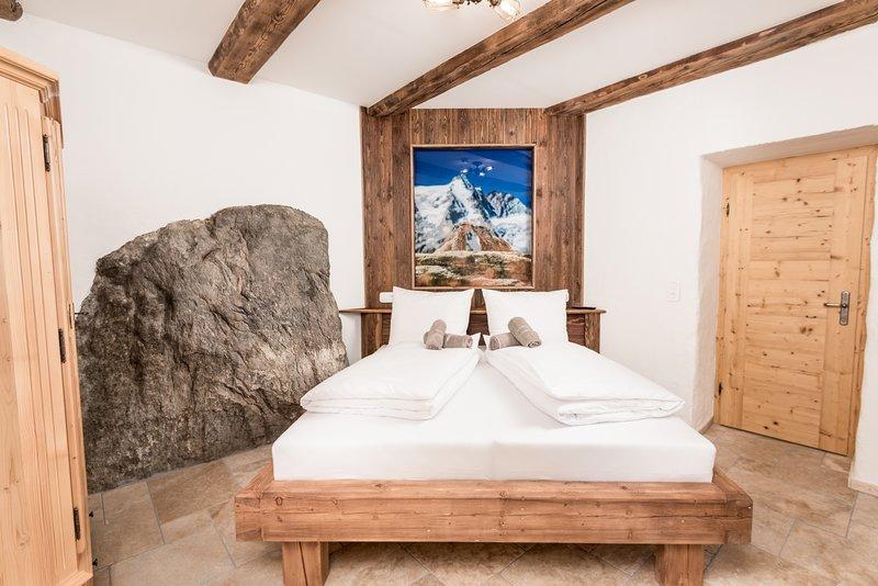 Gletscher Appartements ALMRAUSCH: Natur- und Skiurlaub beim Mölltaler Gletscher, location de vacances à Obervellach