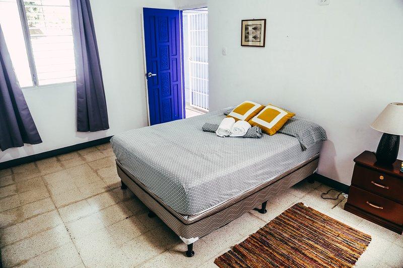 Manyaku Hostel - Room 4, holiday rental in Managua