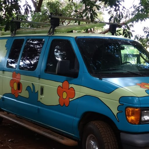 c5e3f14f6b The Mystery Machine UPDATED 2019  1 Bedroom Camper van in Kapaa with ...