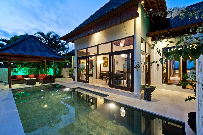 Sahaja1: Deluxe Private Villa With Pool in Boutique Resort, Free Breakfast!, holiday rental in Antap