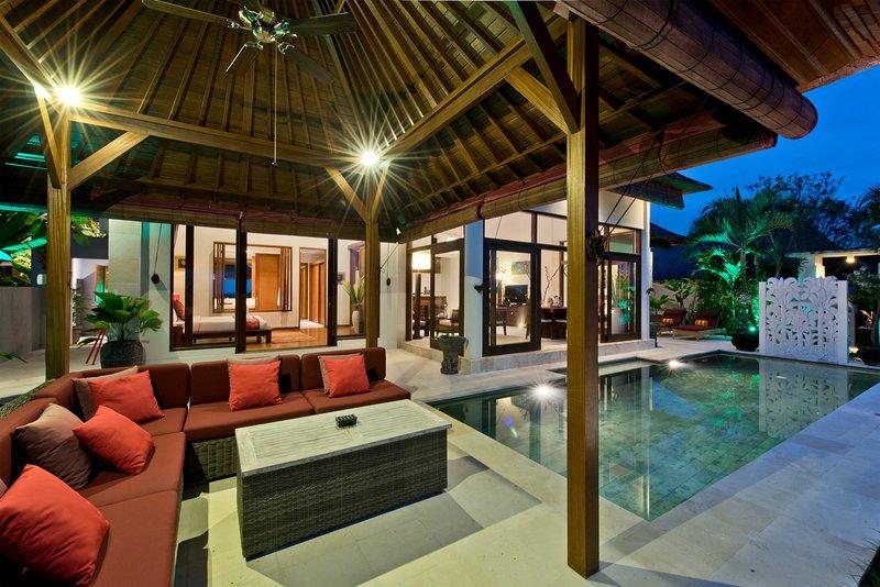 Two Bedroom Villa Sahaja S1, holiday rental in Antap
