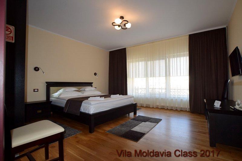 vila Moldavia Class, location de vacances à Nord-est de la Roumanie