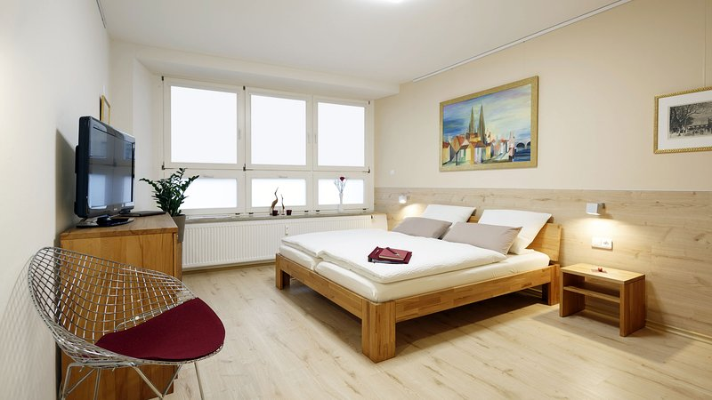 Apartment Goldener Kranich, location de vacances à Brennberg