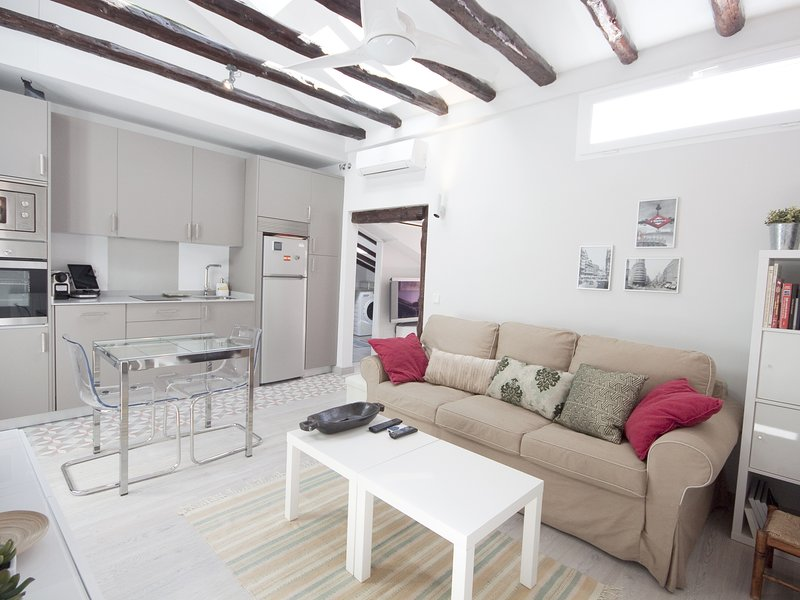 Central Heating Internet Access Holiday Rental In Madrid