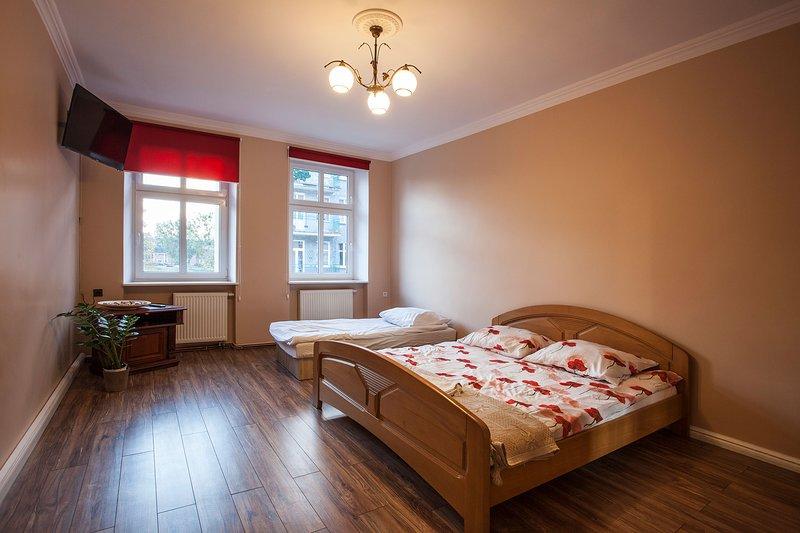 Apartament Gdańsk, holiday rental in Jantar