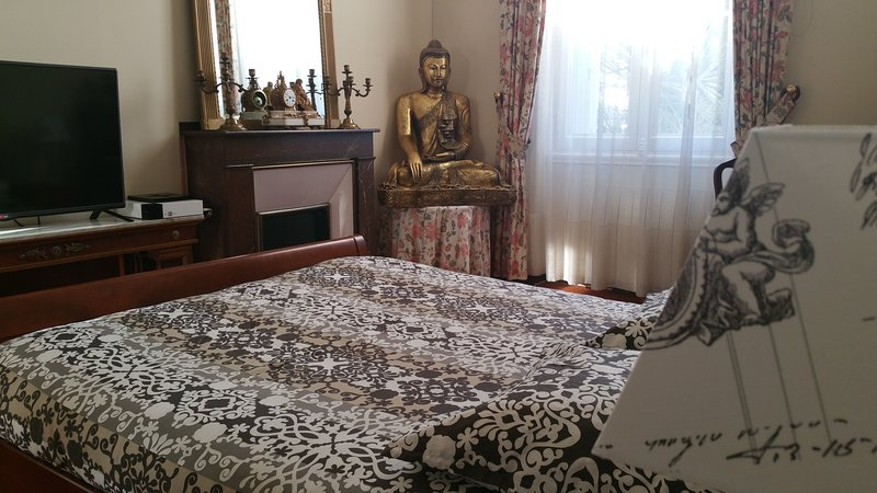 Chambre vue sur parc, holiday rental in Berson