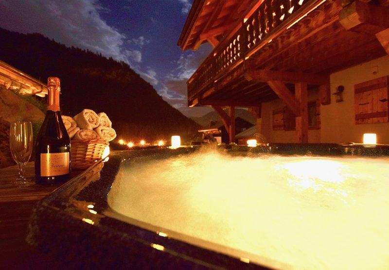 Jack & Jill - Himalaya Lodge, alquiler vacacional en Montriond